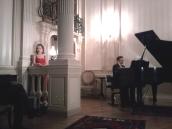 Marthe DAVOST - Vincent LAISSY